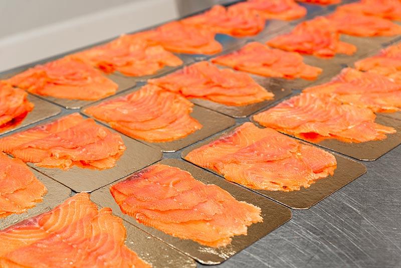 Confezione Salmone affumicato