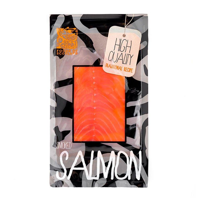 Salmone serie argento